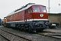 """LTS 0222 - DR """"132 032-4"""" 09.05.1991 - MagdeburgWerner Brutzer"""