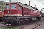 "LTS 0222 - DB AG ""232 032-3"" 22.05.1997 - Schwerin, BetriebswerkNorbert Schmitz"