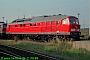 """LTS 0222 - DB Cargo """"232 032-3"""" 11.09.1999 - Rostock-Seehafen, BetriebswerkNorbert Schmitz"""