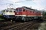 """LTS 0223 - DR """"132 033-2"""" 08.05.1991 - HelmstedtG. Kammann (Archiv Werner Brutzer)"""