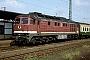 "LTS 0224 - DB AG ""232 034-9"" 23.08.1995 - GlauchauA. Lehnert (Archiv Werner Brutzer)"