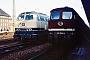 """LTS 0226 - DR """"232 036-4"""" 27.11.1992 - Erfurt, HauptbahnhofErnst Lauer"""