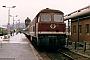 "LTS 0226 - DR ""232 036-4"" 12.03.1992 - Saalfeld (Saale)Frank Weimer"