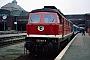 """LTS 0233 - DB AG """"232 043-0"""" 18.03.1996 - Lübeck, HauptbahnhofRalf Lauer"""