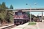 """LTS 0234 - DR """"132 044-9"""" 03.05.1990 - Neustrelitz, BetriebswerkMichael Uhren"""