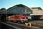 "LTS 0235 - DR ""232 045-5"" 18.05.1992 - Lübeck, HauptbahnhofMichael Uhren"