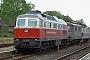 """LTS 0235 - DB Schenker """"232 045-5"""" 09.05.2010 - WęgliniecTorsten Frahn"""