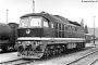 "LTS 0238 - DR ""132 050-6"" 11.05.1983 - Saalfeld (Saale)Frank Weimer"