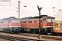 "LTS 0238 - DR ""232 050-5"" 26.10.1992 - Erfurt, HauptbahnhofFrank Weimer"