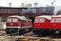"""LTS 0239 - DB Cargo """"232 051-3"""" 10.02.2000 - Cottbus, AusbesserungswerkThomas Zimmermann"""