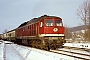 "LTS 0240 - DR ""232 052-1"" 29.12.1993 - SchönauWerner Brutzer"