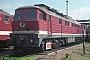 """LTS 0240 - DB AG """"232 052-1"""" 09.08.1997 - Eisenach, BetriebswerkNorbert Schmitz"""