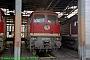 "LTS 0240 - DR ""232 052-1"" 31.05.1992 - Eisenach, BetriebswerkNorbert Schmitz"