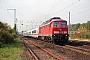 """LTS 0246 - Railion """"232 055-4"""" 17.10.2007 - Berlin-HirschgartenSebastian Schrader"""