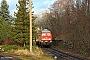"""LTS 0246 - Railion """"232 055-4"""" 12.12.2015 - ChemnitzKlaus Hentschel"""