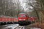 """LTS 0246 - Railion """"232 055-4"""" 18.02.2017 - Chemnitz, AusbesserungswerkPeter Wegner"""