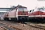 """LTS 0248 - DR """"232 057-0"""" 05.09.1992 - Reichenbach (Vogtland), BahnbetriebswerkFrank Weimer"""
