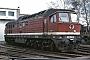"""LTS 0024 - DR """"230 024-2"""" 09.04.1993 - Waren (Müritz), EinsatzstelleHelmut Philipp"""