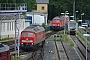 "LTS 0258 - LEG ""232 068-7"" 20.07.2017 - Leipzig, Betriebshof Hauptbahnhof SüdOliver Wadewitz"