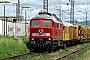 "LTS 0258 - MEG ""313"" 08.07.2012 - Mannheim-FriedrichsfeldErnst Lauer"