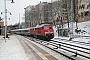 """LTS 0258 - MEG """"313"""" 15.12.2012 - Berlin-Prenzlauer Allee, S-Bahnhof Knut Rosenthal"""