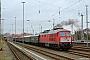 """LTS 0262 - WFL """"232 901-9"""" 07.11.2015 - Stralsund, HauptbahnhofAndreas Görs"""
