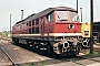 "LTS 0027 - DR ""130 027-6"" 13.06.1987 - Frankfurt (Oder), BahnbetriebswerkMichael Uhren"