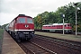 "LTS 0291 - DB Cargo ""232 076-0"" 10.10.1999 - Plaue