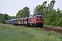"""LTS 0291 - DB Schenker """"233 076-9"""" 08.06.2010 - PetershainTorsten Frahn"""