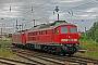 "LTS 0291 - Railion ""233 076-9"" 09.07.2007 - Wismar CW"