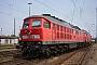 """LTS 0291 - Railion """"233 076-9"""" 31.05.2008 - Seelze, BetriebswerkThomas Wohlfarth"""
