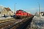 """LTS 0291 - Railion """"233 076-9"""" 22.12.2007 - Bornitz (b Zeitz)Torsten Barth"""