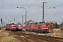 "LTS 0291 - Railion ""233 076-9"" 19.02.2008 - Großkorbetha, BahnhofTobias Kußmann"