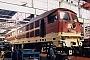 """LTS 0295 - DB Cargo """"232 079-4"""" 11.09.1999 - Cottbus, AusbesserungswerkThomas Zimmermann"""