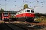 """LTS 0295 - DB Schenker """"232 079-4"""" 12.10.2015 - Waren (Müritz)Michael Uhren"""
