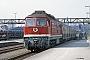 "LTS 0297 - DR ""132 080-3"" 16.03.1991 - Hof, HauptbahnhofIngmar Weidig"