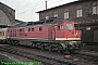 """LTS 0297 - DB AG """"232 080-2"""" 14.05.1997 - Dresden-Neustadt, BahnhofNorbert Schmitz"""