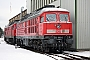 "LTS 0299 - Railion ""232 083-6"" 09.01.2009 - Seddin, BahnbetriebswerkIngo Wlodasch"