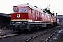 """LTS 0299 - DR """"232 083-6"""" 22.03.1992 - Stassfurt, BahnbetriebswerkHeinrich Hölscher"""