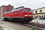 """LTS 0299 - Railion """"232 083-6"""" 12.10.2003 - Saalfeld (Saale), BetriebswerkTorsten Barth"""