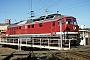 """LTS 0299 - DB Cargo """"232 083-6"""" 31.07.1999 - Seddin, BetriebswerkG. Kammann (Archiv Werner Brutzer)"""