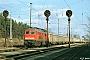 """LTS 0299 - DB Cargo """"232 083-6"""" 10.03.2002 - HoyerswerdaDieter Stiller"""