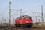 """LTS 0299 - Railion """"232 083-6"""" 21.04.2008 - Oberhausen, Abzweig MathildeIngmar Weidig"""