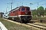 """LTS 0301 - DB AG """"232 085-1"""" 09.05.1997 - CottbusWerner Brutzer"""