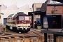 """LTS 0306 - DB Cargo """"232 091-9"""" 09.08.1999 - Cottbus, AusbesserungswerkThomas Zimmermann"""
