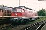 "LTS 0306 - DR ""232 091-9"" 13.07.1993 - Erfurt, HauptbahnhofFrank Weimer"