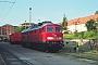"""LTS 0307 - DB Cargo """"232 092-7"""" 28.05.2000 - Schwerin, BetriebswerkMichael Uhren"""