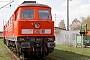 """LTS 0307 - Railion """"232 092-7"""" 12.04.2004 - Dresden-Friedrichstadt, BetriebswerkTorsten Frahn"""