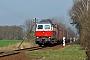 """LTS 0307 - DB Schenker """"232 092-7"""" 31.03.2017 - Spree (Gem. Hähnichen)Torsten Frahn"""