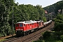 """LTS 0308 - DB Schenker """"232 093-5"""" 16.07.2011 - KönigsteinSven Hohlfeld"""